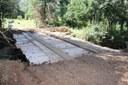 Presidente da Câmara de Nova Santa Helena quer substituição de pontes de madeira por pontes de concreto